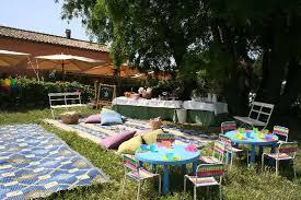 giardino bambini decorare un giardino per una festa foto 15 40 design mag