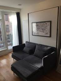 Sofa Murphy Beds by Small Space Solution A Diy Murphy Bed Made With Ikea Parts Beds
