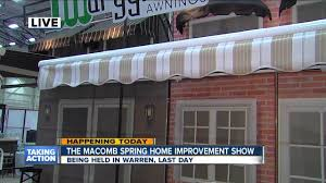 Action Awning Think Spring This Weekend At The Annual Macomb Spring Home