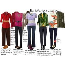 haircut for long torso 13 ways to flatter a super long torso or long rise inside out style