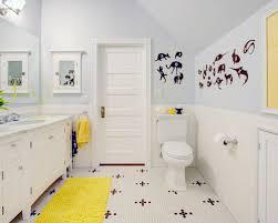Yellow And Gray Bathrooms - yellow bathrooms houzz