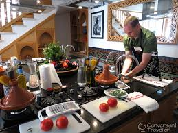 cooking cuisine maison fast food at marrakech express cooking conversant traveller