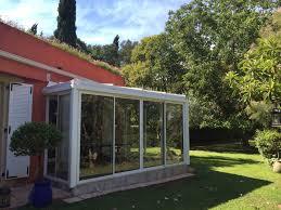 verre pour veranda fabrication et pose d u0027une véranda en verre à la crau verandas et