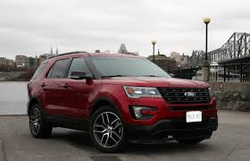 ford explorer price canada term suv review 2016 ford explorer part 1 driving