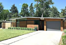 mid century modern home denver mid century modern homes capture a new generation