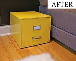 Metal Filing Cabinet Makeover The 25 Best Painted File Cabinets Ideas On Pinterest File