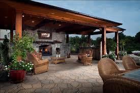 kitchen outdoor fireplace designs spectacular kitchen outdoor