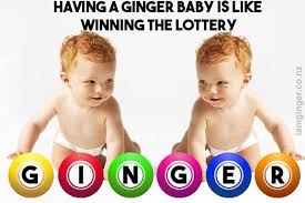 Winning Baby Meme - ginger with attitude on twitter having a ginger baby is like