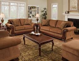 Chenille Living Room Furniture by Oversized Sofa Sets Joyce Traditional Tan Oversized Chenille Sofa