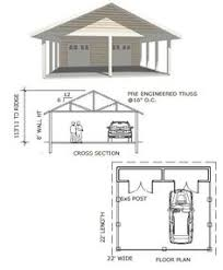 Attached Carport Plans Building An Attached Carport With Extreme How To Future