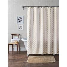 Ikat Home Decor Fabric by Better Homes And Gardens Metallic Ikat Dou Fabric Shower Curtain