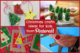 Holiday Craft Ideas For Children - christmas craft ideas for kids from pinterest liverpool echo