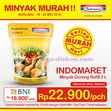 Minyak Di Indogrosir harga diskon harga promo hypermart superindo lottemart