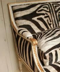 Zebra Accent Chair Poltrona Pé Palito Cadeiras Poltronas Interiors