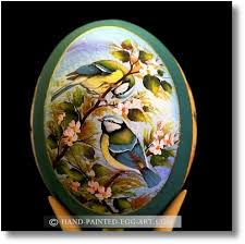 painted ostrich egg 31 best egg images on egg easter eggs and