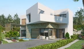 unic villas modern luxury villa under project in a popular