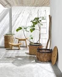 jardin interieur design nouvelle collection am pm jardin d interieur avec des paniers en