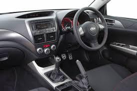 subaru exiga interior buyer u0027s guide subaru ge gh impreza wrx 2007 13