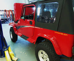 jeep wrangler fan improve the cooling of your wrangler part 1 fabrication work