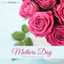 mothers day card messages 1071