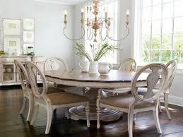 elegant shabby chic dining room table and chairs 89 for dining