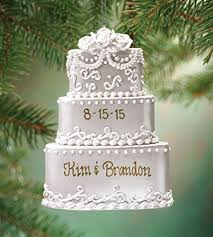 personalized wedding ornaments