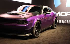 Dodge Challenger 2012 - ultra cool jeff dunham builds ultraviolet 2012 dodge challenger