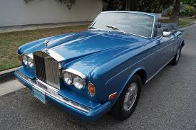 roll royce leather 1980 rolls royce corniche connolly leather stock 336 for sale