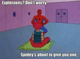 Best Spiderman Memes - spiderman