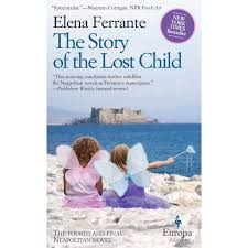 What Are The Parts Of A Book Report The Story Of The Lost Child The Neapolitan Novels 4 By Elena