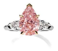 harry winston diamond rings harry winston pink diamonds engagement ring by harry winston