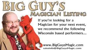 local magicians for hire magicians for hire wisconsin area magicians big s magic on