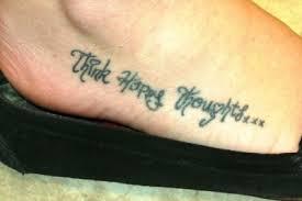tattoos words gallery