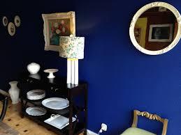 bold blue dining room before and after u2013 em in jerusalem