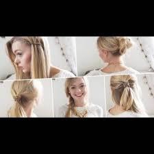 Frisuren Zum Selber Machen Schulterlang by Charmant Hochsteckfrisuren Für Schulterlanges Haar Stylen Deltaclic