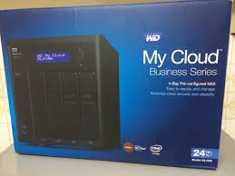 wd my cloud red light wd my cloud business series dl4100 24tb nas review t