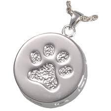 pet cremation jewelry silver pet cremation jewelry paw print bones pet jewelry