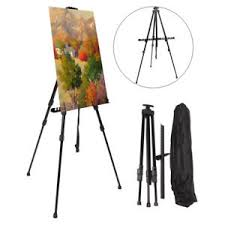 Easel Floor L Tripod Painters Easel Stand Adjustable Floor Easel Boards