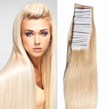 Double Weft Hair Extensions by Big Buyer Extension Hair Tape On And Off Extensions
