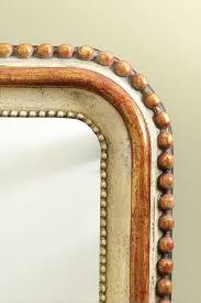 Ballard Designs Mirrors Beaded Louis Mirror Borrowing From A Parisian Antique How To