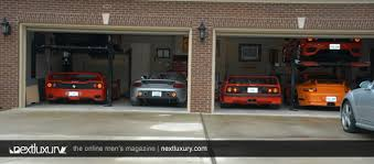 car garages world s best and coolest men s garage designs garage photo guide
