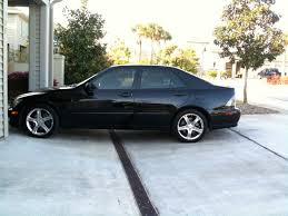 lexus is300 black 02 is300 black just got her shined up i had a gs300 but just