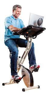 Desk Bike Pedals Fitdesk 2 0 Desk Exercise Bike With Massage Bar Review Wxfitness Com