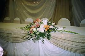 bridal shower table decorations view wedding decor head best for