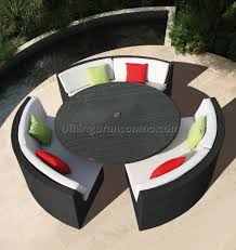 Benches With Backs For Dining Tables Dining Set Curved Dining Bench Bench Seating Dining Table