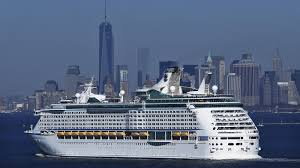 sick ship sets dubious record for royal caribbean the two way npr