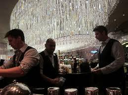 Chandelier Las Vegas Cosmopolitan Las Vegas The Chandelier Bar At The Cosmopolitan Hotel The Minty
