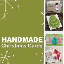 10 handmade christmas cards ideas