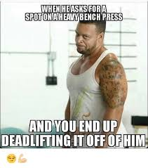 Bench Meme - bench meme 28 images uses bench press at the gym puts weights