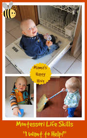The Montessori Child At Home When Practical Life Is by Our Montessori Routine At 16 Months Of Age Mama U0027s Happy Hive